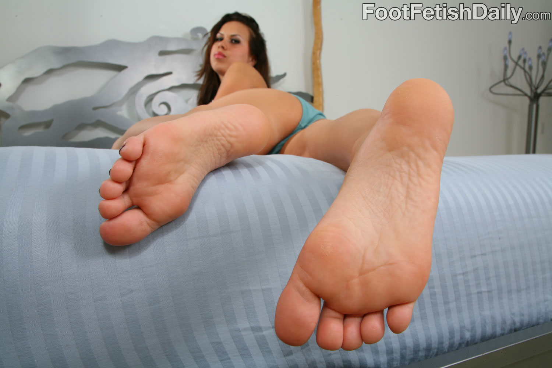 ... kickass.com and see more great photos of Katya at Foot Fetish Daily