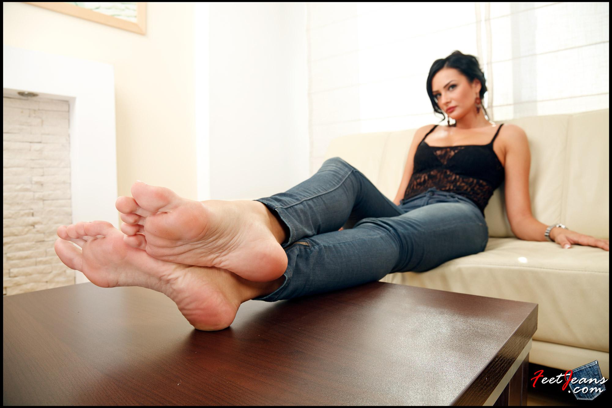 Женские ножки фут фетиш