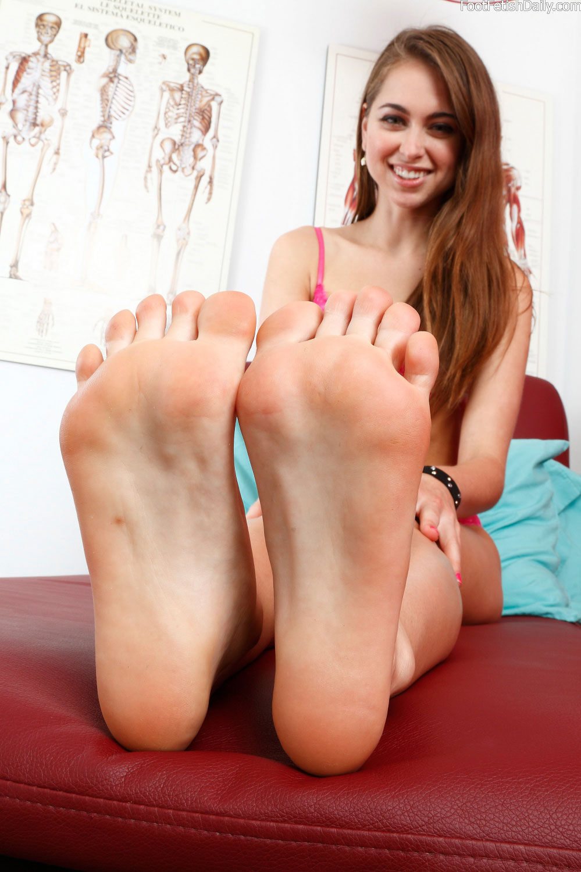 riley reid feet