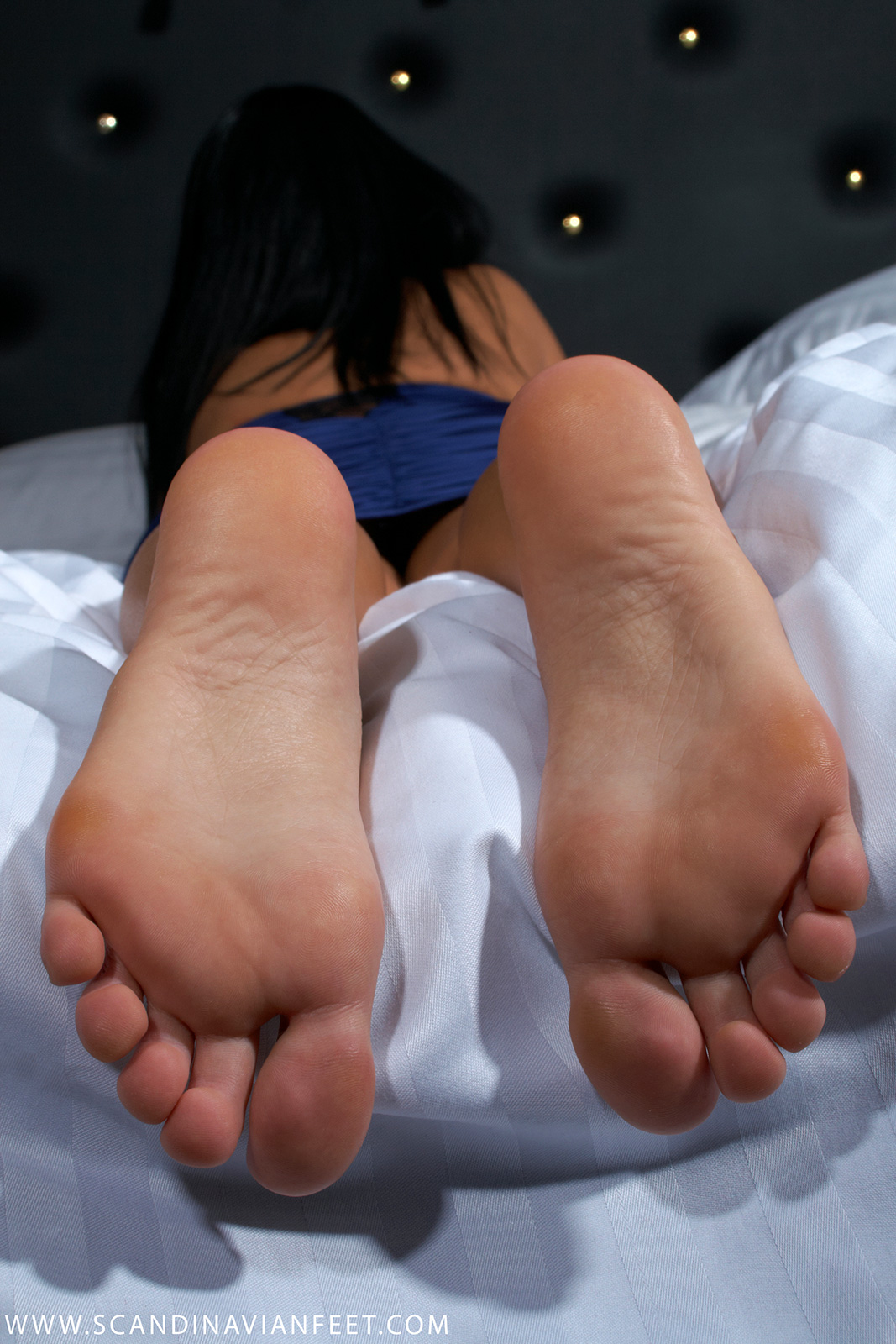 Foot fetish soles toes footjob handjob simulation 10
