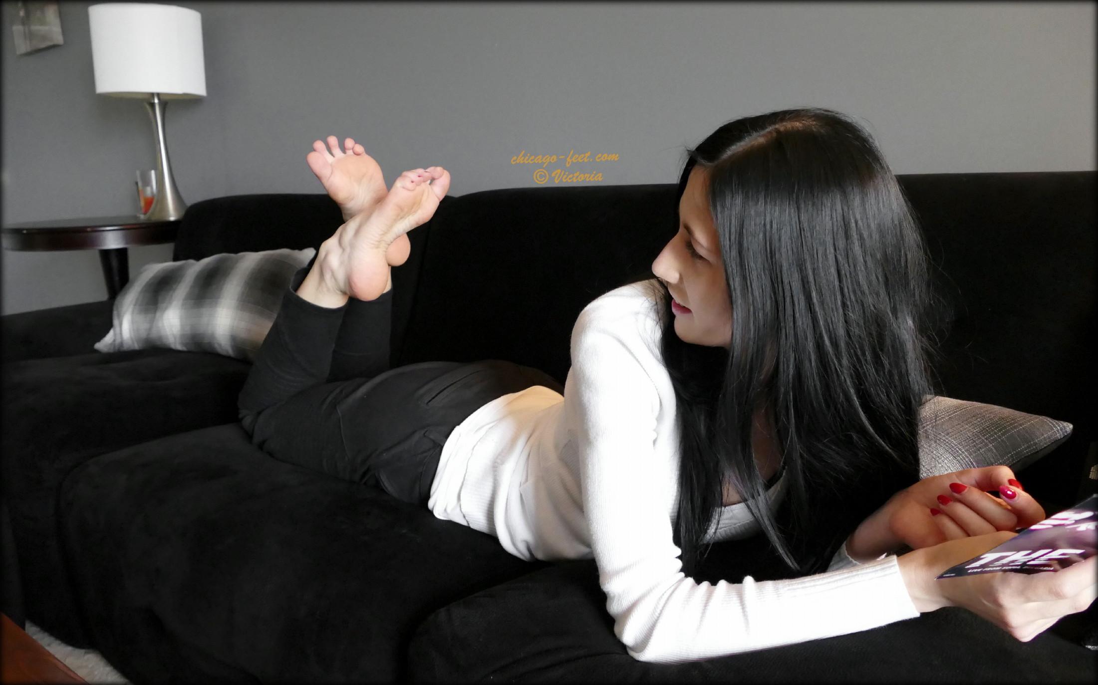 web Fetish foot site