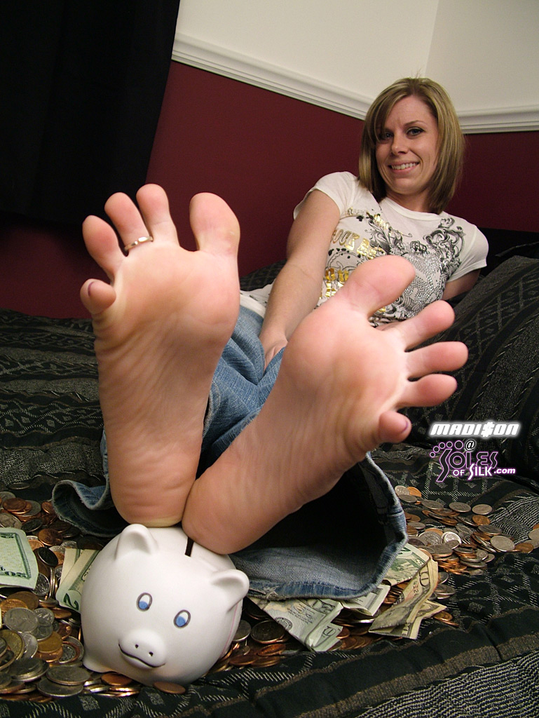 What Is Mds >> Wu's Feet Links - Madison's Piggy Bank Piggies